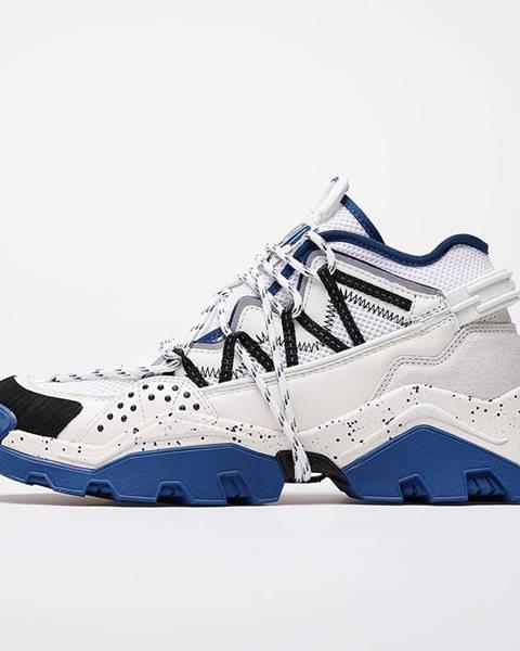 Modré topánky Kenzo