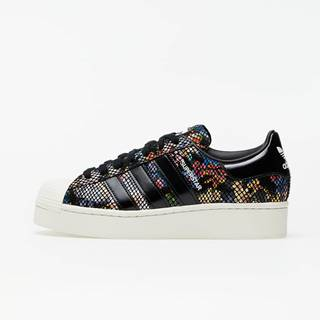 adidas Superstar Bold W Core Black/ Off White/ Red