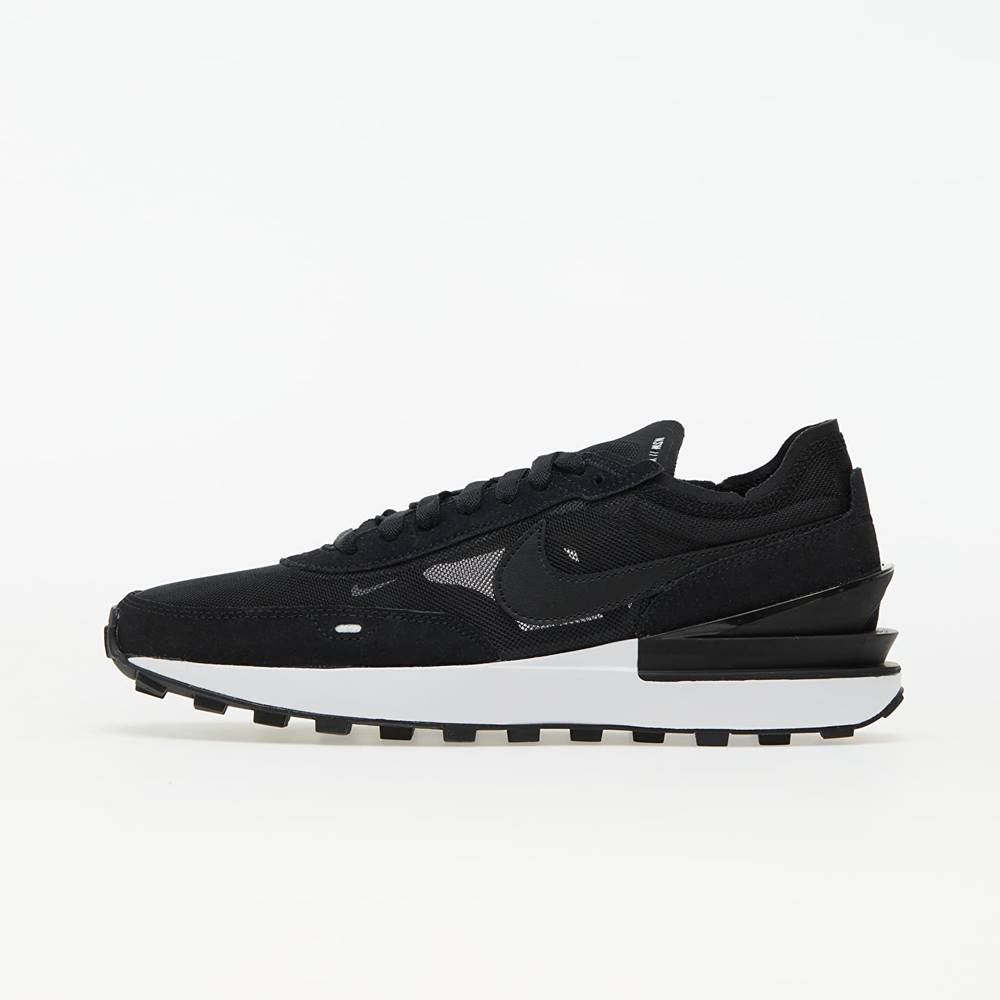 Nike Waffle One Black/ Black
