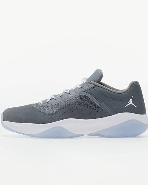 Sivé tenisky Jordan