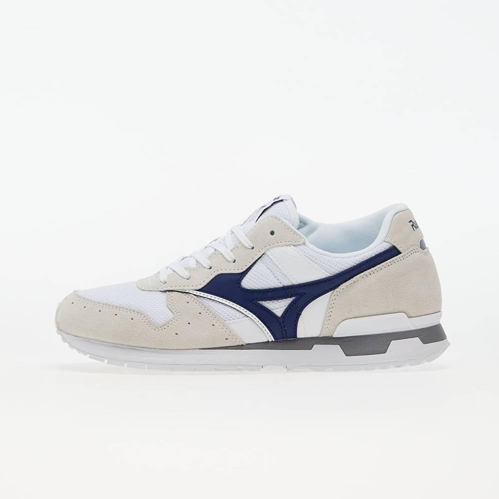 Mizuno Genova 87 White/ Medieval Blue