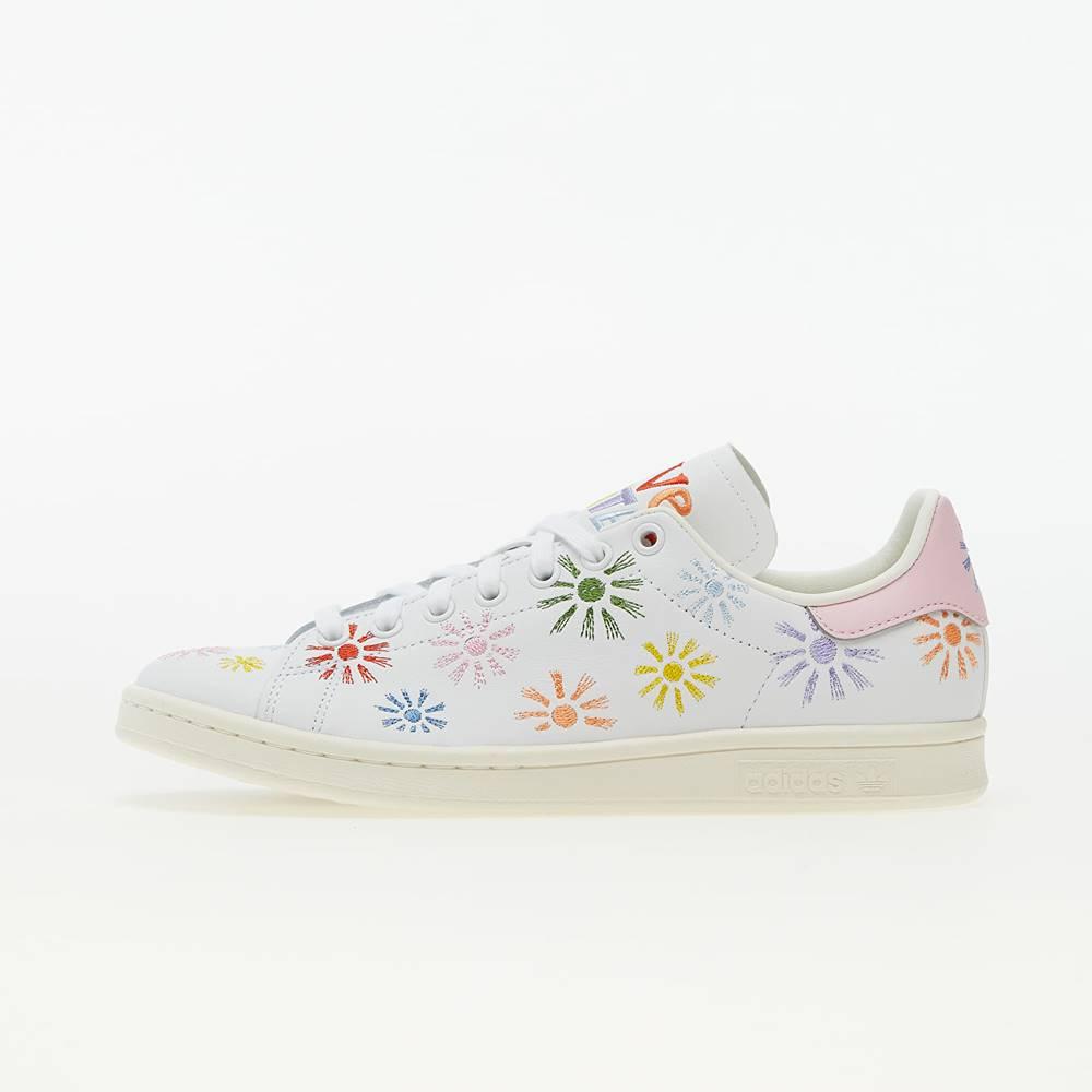 adidas Originals adidas Stan Smith Pride Ftw White/ True Pink/ Off White