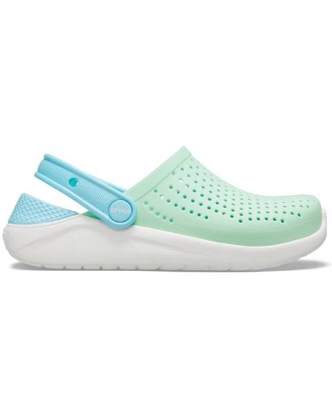 Zelené topánky Crocs