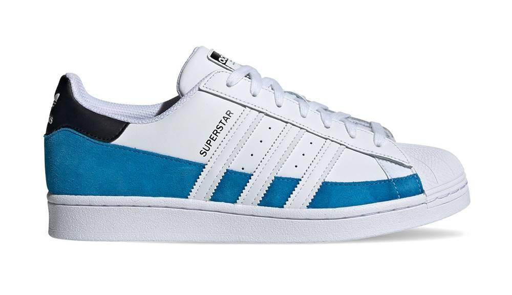 adidas Originals Tenisky adidas Superstar Bright Blue/Ftwr White/Core Black