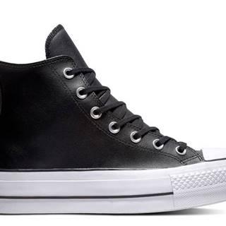 Tenisky Converse Chuck Taylor All Star Platform Leather High-Top