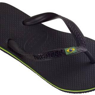 Tenisky Havaianas Brasil Black