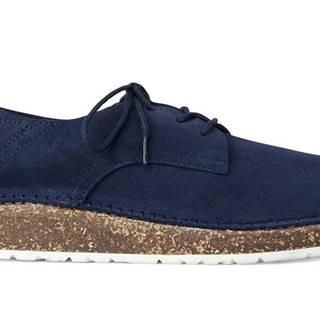 Topánky  Gary Navy Narrow