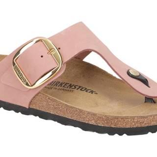 Topánky Birkenstock Gizeh Big Buckle Regular Fit