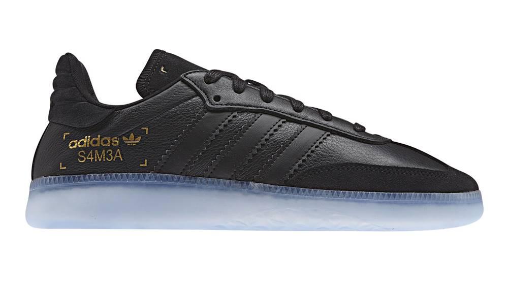 adidas Originals Tenisky adidas Samba RM Black/Cyan
