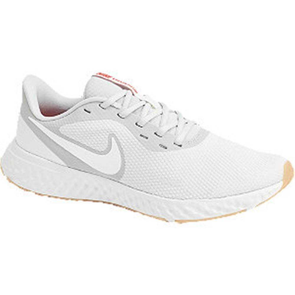 Nike Svetlosivé tenisky Nike Revolution 5