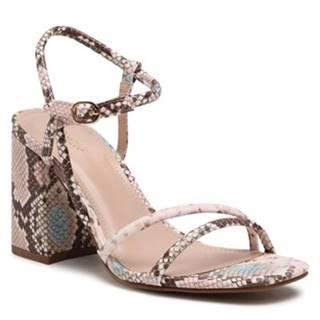 Sandále  LS5436-03 Imitácia kože/-Imitácia kože