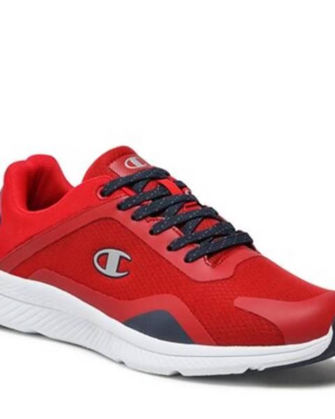 Červené tenisky Champion