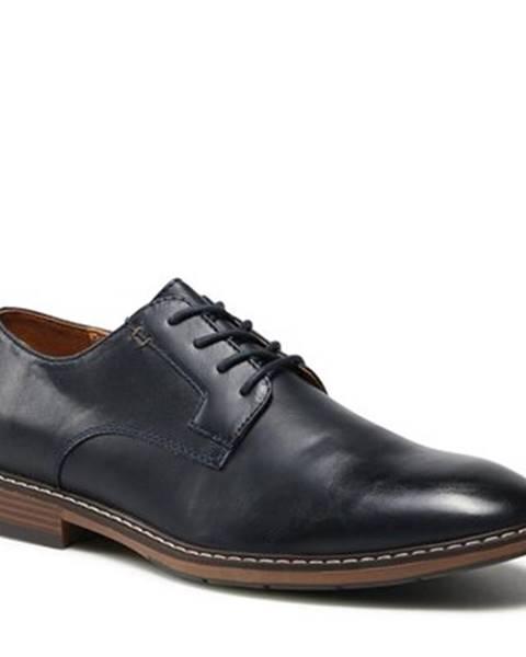 Tmavomodré topánky Ottimo
