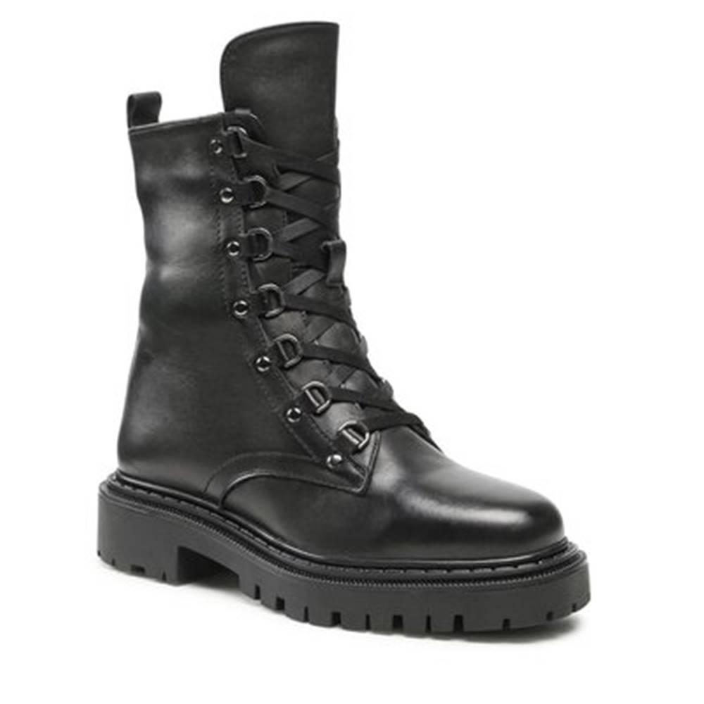 Badura Šnurovacia obuv  040