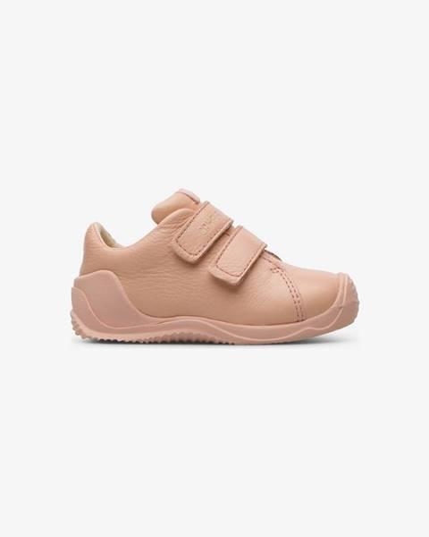 Ružové topánky Camper