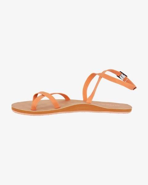 Oranžové sandále O'Neill