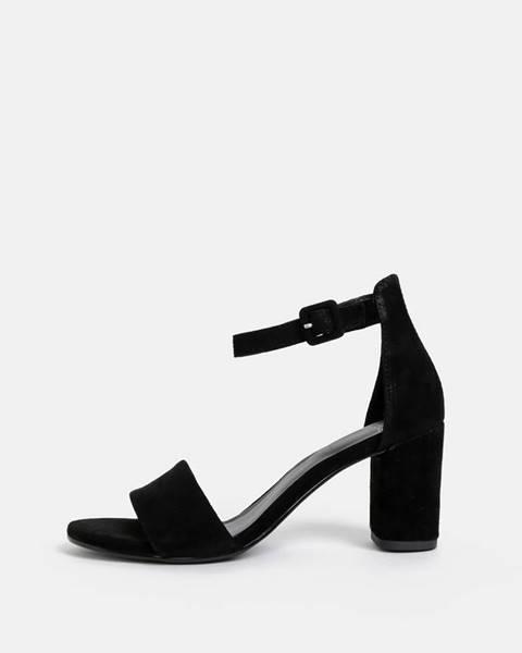 Čierne topánky Vagabond