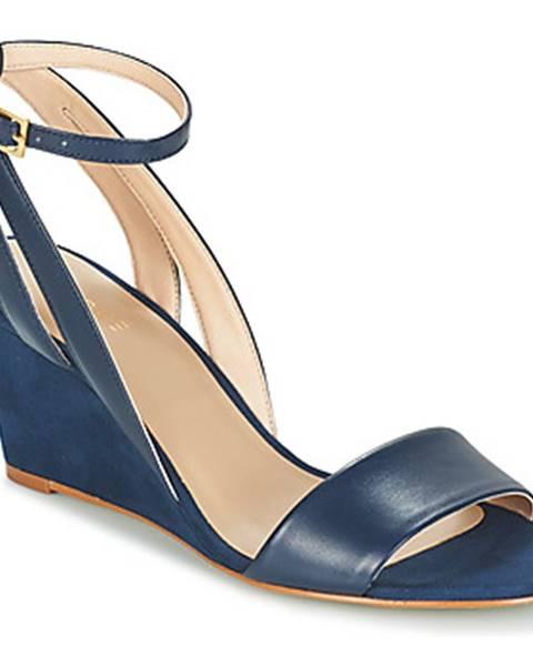 Modré sandále André