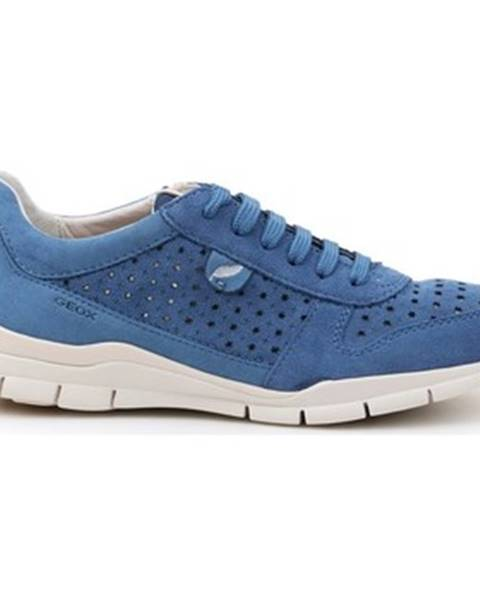 Modré tenisky Geox