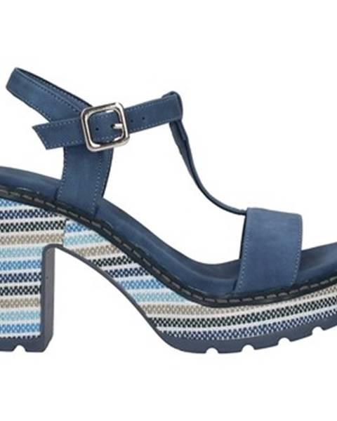Modré sandále Refresh