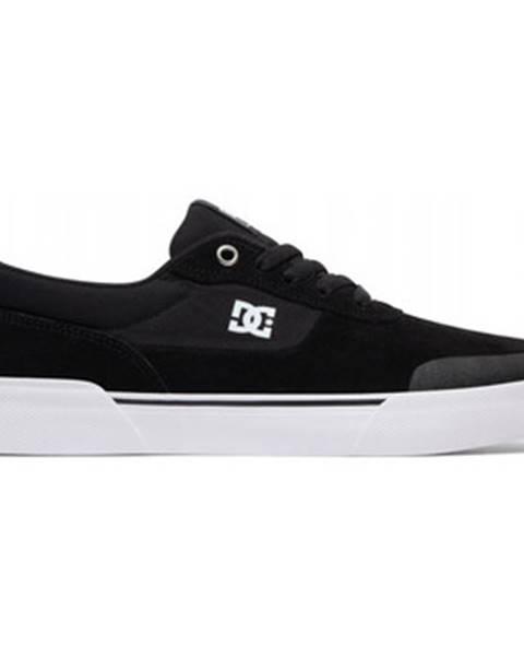 Čierne topánky DC Shoes