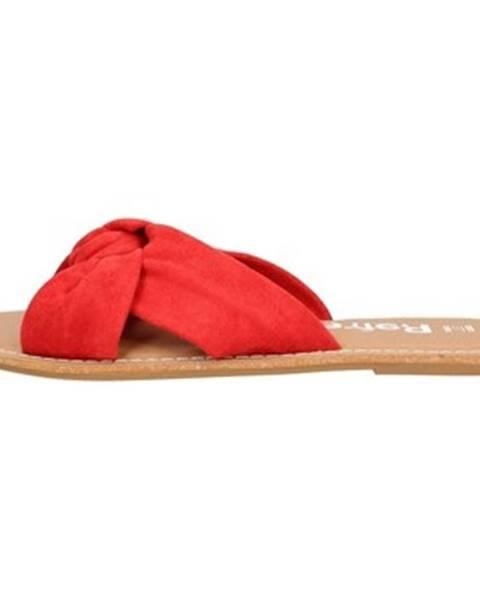 Červené topánky Refresh