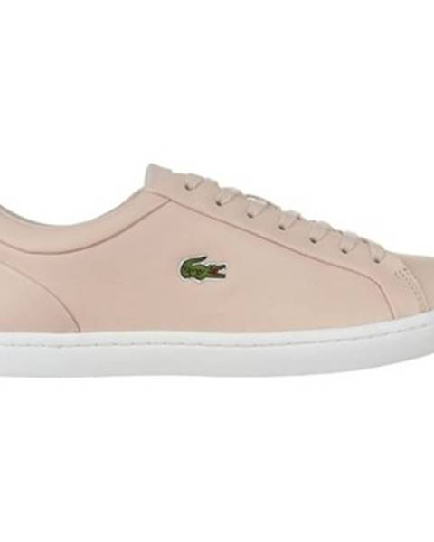 Béžové tenisky Lacoste