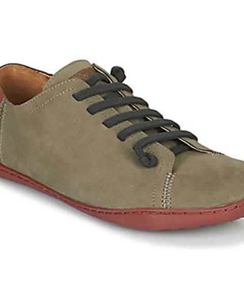 Zelené topánky Camper