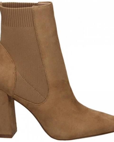 Béžové topánky Steve Madden