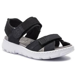 Sandále  67853-14 nubuk,Materiał tekstylny