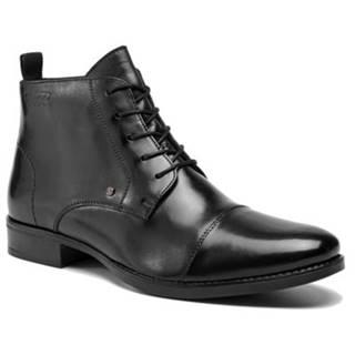 Šnurovacia obuv Lasocki for men MI08-C315-354-04 koža(useň) lícová