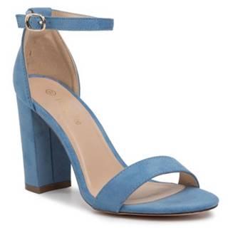 Sandále DeeZee WS18077-01 Látka/-Materiál