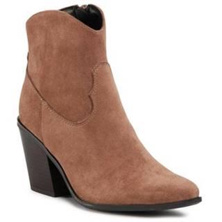 Členkové topánky Jenny Fairy LS5284-01 Materiał tekstylny