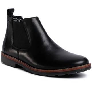 Členkové topánky Rieker 35382-00