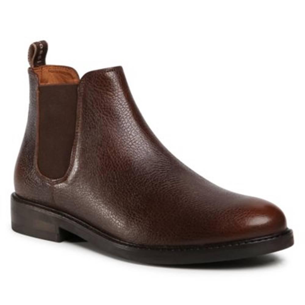 Gino Rossi Členkové topánky Gino Rossi MI07-A962-A791-26