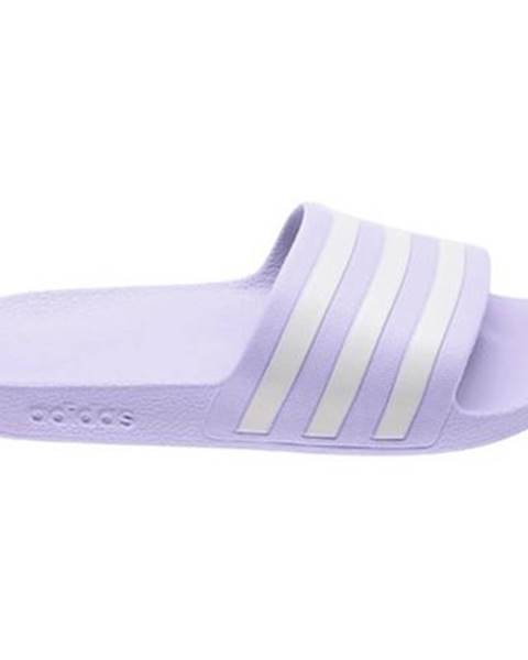 Fialové topánky adidas