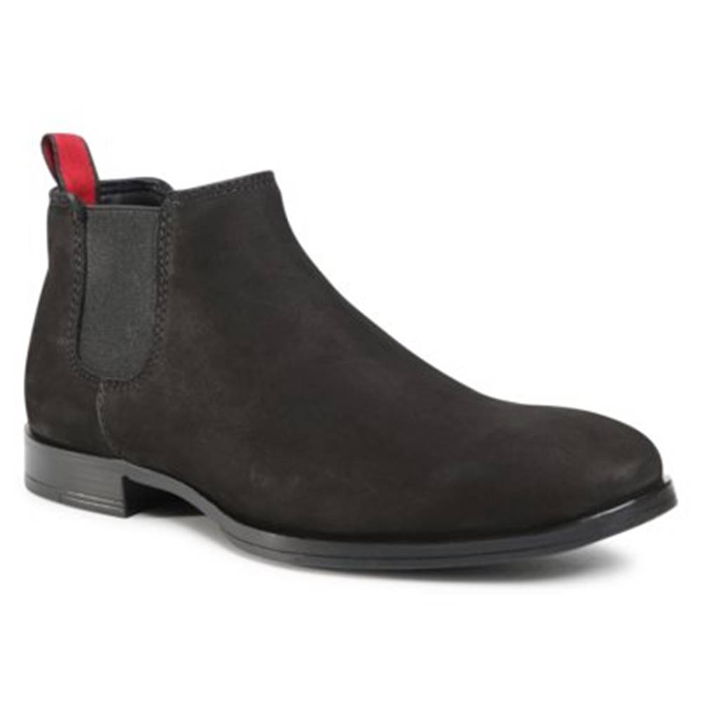 Lasocki for men Členkové topánky  MB-JEREMY-38 nubuk