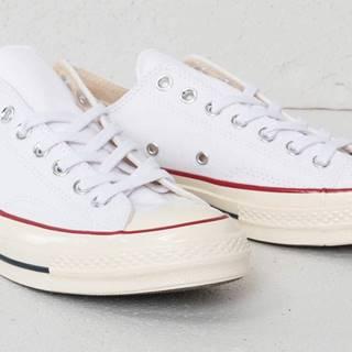 Converse Chuck Taylor All Star 70 Ox White/ Garnet/ Egret