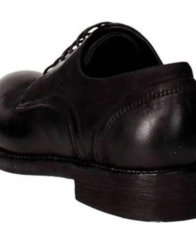 Čierne topánky Marechiaro
