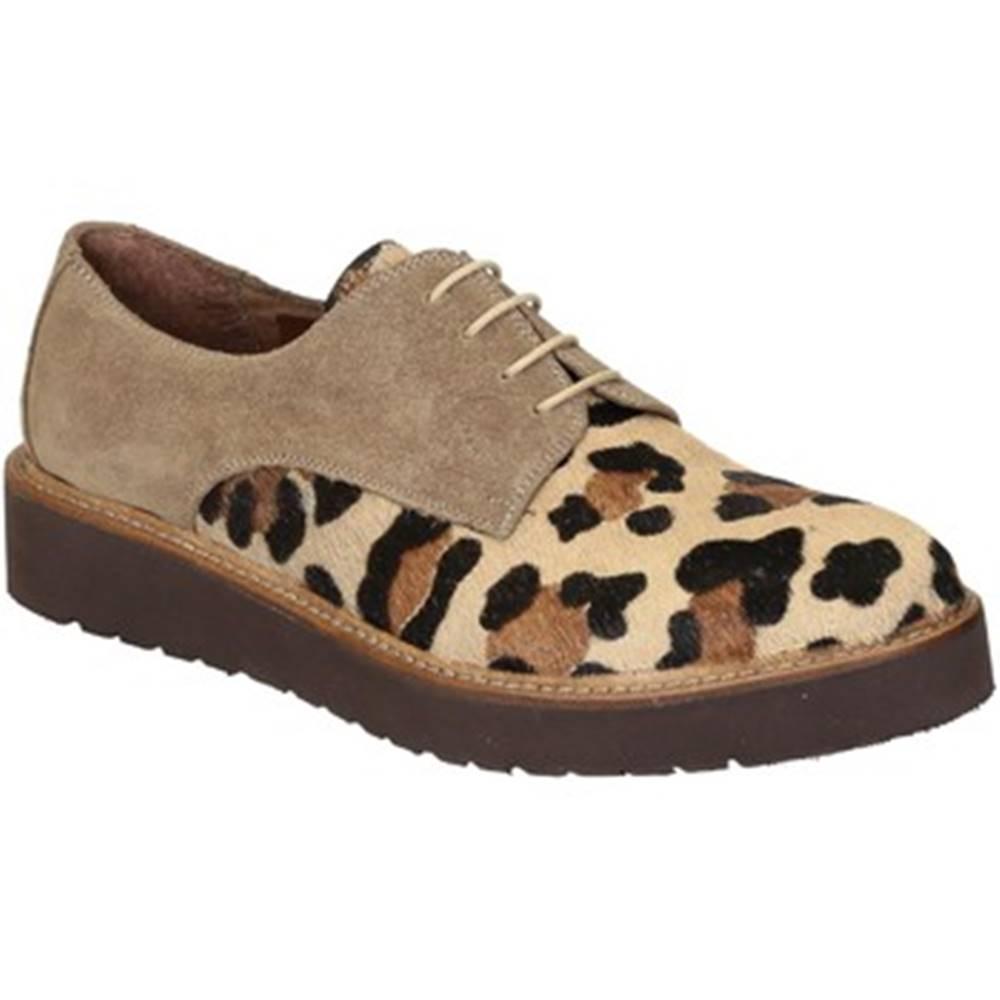 Leonardo Shoes Derbie Leonardo Shoes  840-69 PE CAVALLINO MB