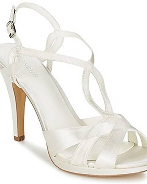 Biele topánky Menbur
