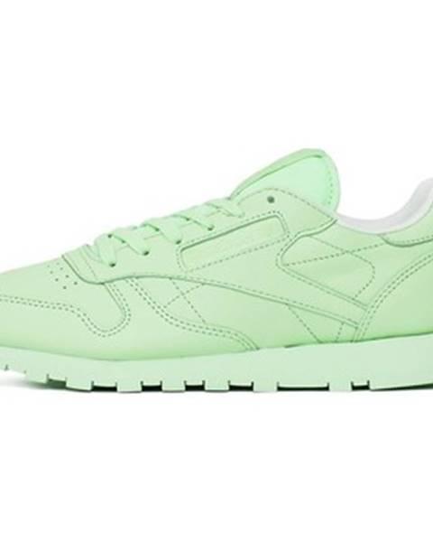 Zelené topánky Reebok Sport