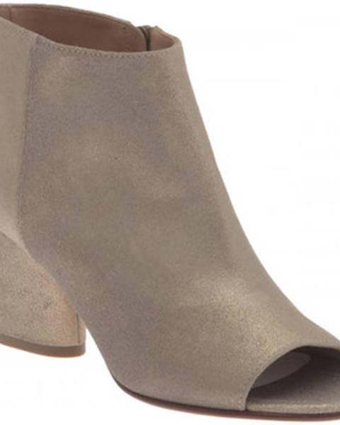 Béžové topánky Maison Margiela