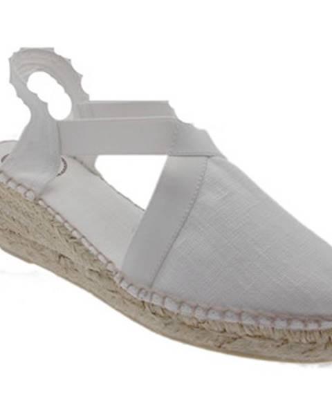 Biele topánky Toni Pons