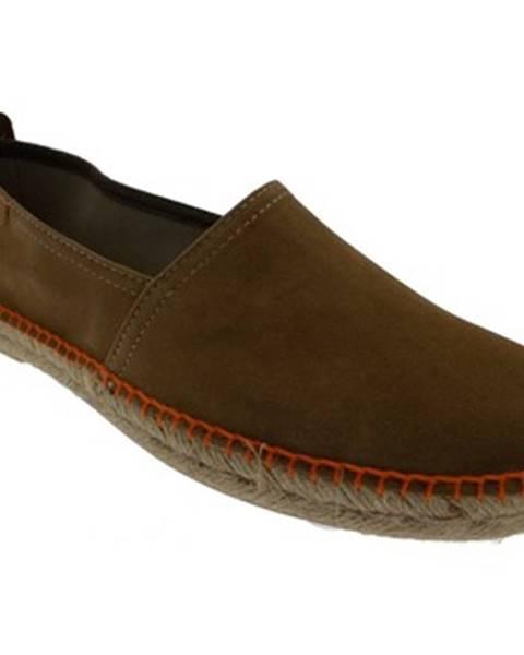 Béžové topánky Toni Pons