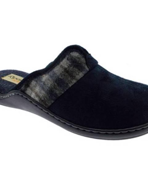 Modré papuče Riposella