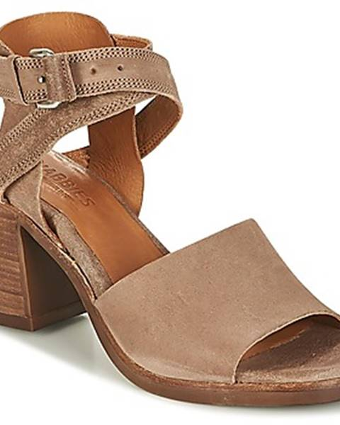 Béžové topánky Shabbies
