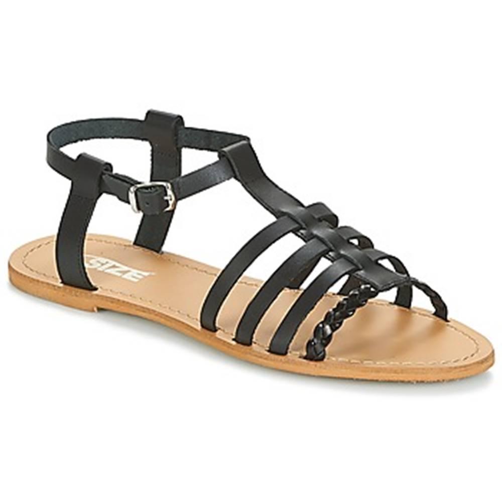 So Size Sandále  MILAGRO