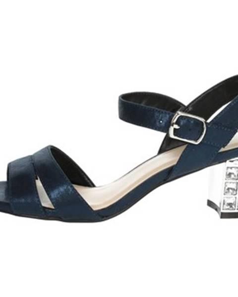Modré topánky Menbur