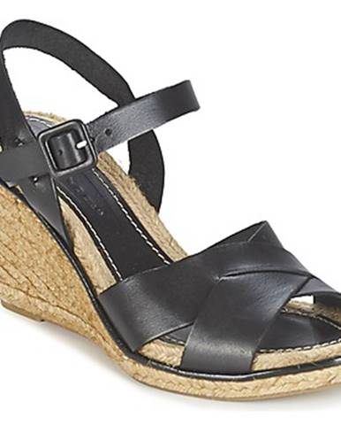Čierne topánky Nome Footwear